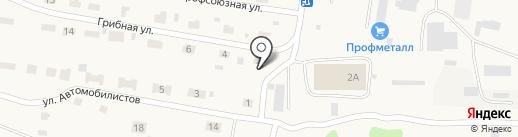 Камчатремтехсервис на карте Елизово