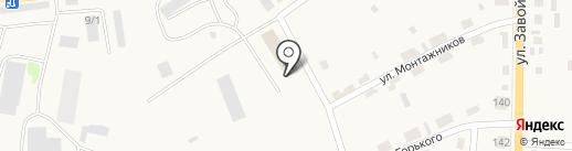 Межрайонный регистрационно-экзаменационный отдел ГИБДД по Камчатскому краю на карте Елизово