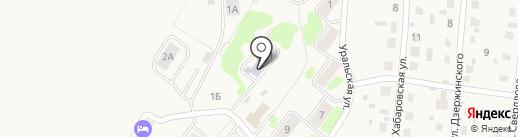 ВиЛа на карте Елизово