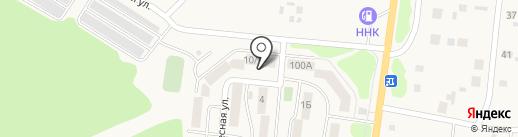 N-light на карте Елизово