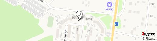 Холкам Агро на карте Елизово