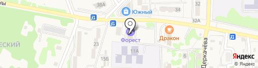 Следственный отдел по г. Елизово на карте Елизово