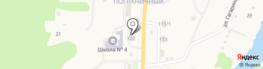 Елизовский инспекторский участок на карте Елизово
