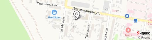 Агротек-маркет на карте Елизово