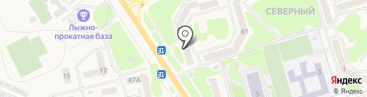 СТОМАТОЛОГИЯ ДЛЯ ВСЕХ на карте Елизово