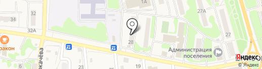 Kreativ на карте Елизово