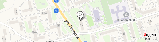 Елизовская районная стоматологическая поликлиника на карте Елизово