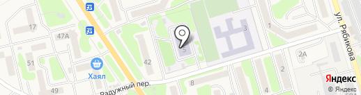 Детский сад №22 на карте Елизово