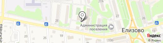 Центр эстетической стоматологии и имплантации на карте Елизово