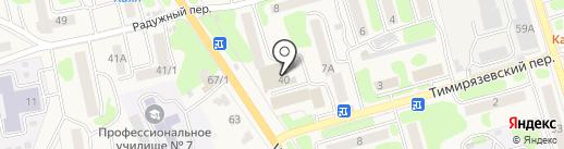 Максар на карте Елизово