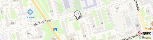 Beauty на карте Елизово