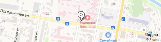 Елизовская центральная районная больница на карте Елизово