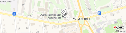 Межрайонная инспекция Федеральной налоговой службы №3 по Камчатскому краю на карте Елизово
