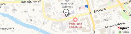 Фармация на карте Елизово