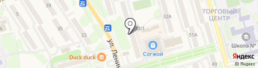 Камсервисстрой на карте Елизово