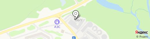 КосметикАвто на карте Елизово