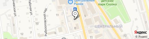 Елизовская районная типография на карте Елизово