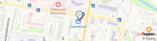 Ритуал на карте Елизово