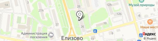 Управление ФСБ России по Камчатскому краю на карте Елизово