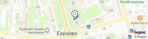 Бонус на карте Елизово