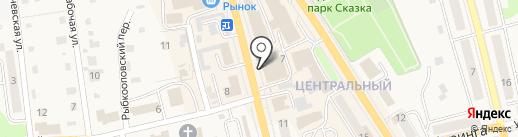 Центр Е-осаго на карте Елизово