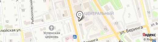 Спецсвязь Экспресс на карте Елизово