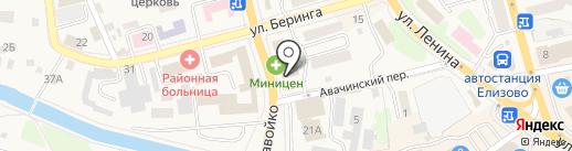 Узбекская кухня на карте Елизово