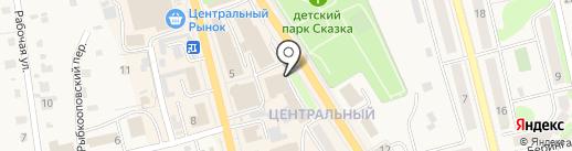 Газеты и журналы на карте Елизово