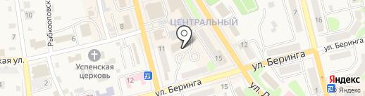 IPPON на карте Елизово