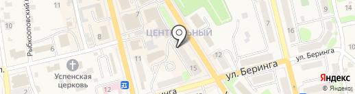 Детский комиссионный магазин на карте Елизово