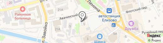 Tech-KREP на карте Елизово