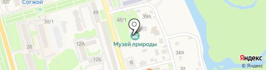 Кроноцкий государственный заповедник, ФГБУ на карте Елизово
