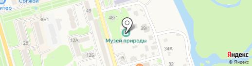 Музей природы Кроноцкого заповедника на карте Елизово