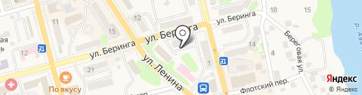 Управление культуры на карте Елизово