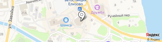 BORN на карте Елизово