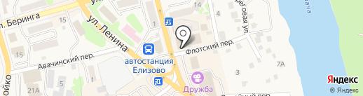 Автомир на карте Елизово