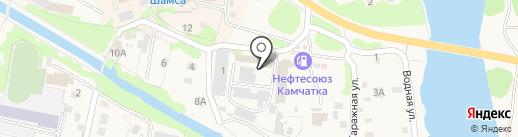РадиоТехник на карте Елизово