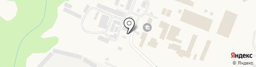 Бастион на карте Елизово