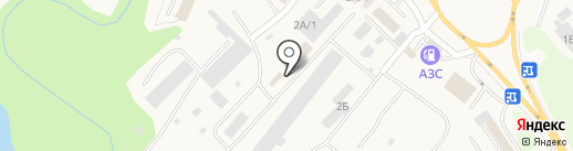 АТИ на карте Елизово