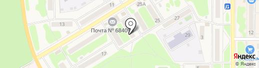 ШОКОЛАД на карте Вилючинска