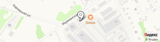 РМК на карте Елизово