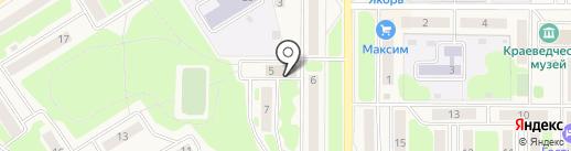 Строительная Технологическая Компания ДаКар на карте Вилючинска