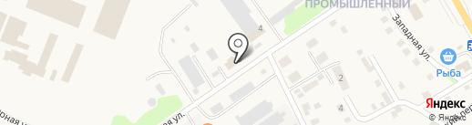 Мастер Дом на карте Елизово
