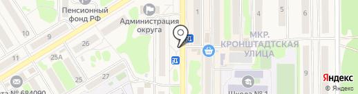 АЛЛО на карте Вилючинска