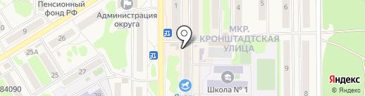 Моментальные платежи на карте Вилючинска