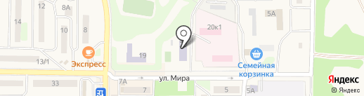 ДЮСШ №1 на карте Вилючинска