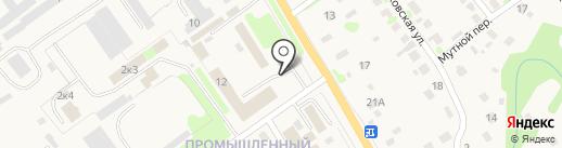 10 дюймов на карте Елизово