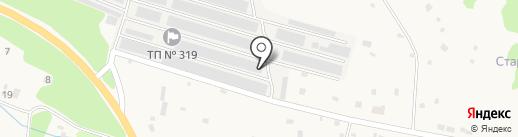 ГосЗнак на карте Вилючинска