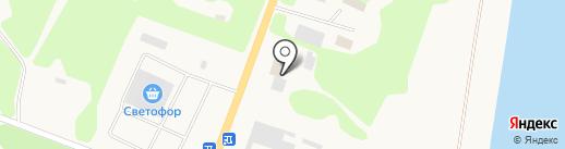 АвтоViL на карте Вилючинска