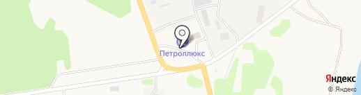 АЗС Вест-ойл на карте Вилючинска